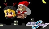 クリスマス種物語 - サンタディアッカがSEEDキャラ達にプレゼントをお届け