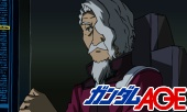クレイジーAGE#2 司令の脱出 - ガンダムAGE第2話「AGEの力」のパロディアニメ